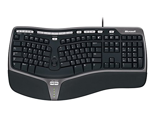 Microsoft Natural Ergnomic Keyboard 4000 (Deutsch), USB-Anschluss