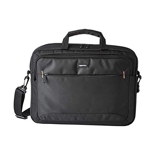 Amazon Basics- kompakte Laptoptasche, Umhängetasche/Tr...