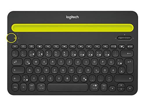 Logitech K480 Kabellose Bluetooth-Tastatur für Compute...