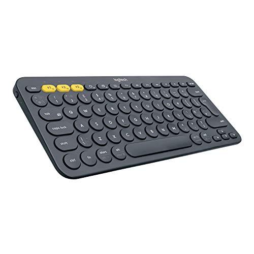 Logitech K380 Kabellose Bluetooth-Tastatur, Multi-Devic...