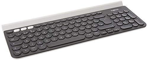 Logitech K780 Kabellose Tastatur, Bluetooth & 2.4 GHz V...