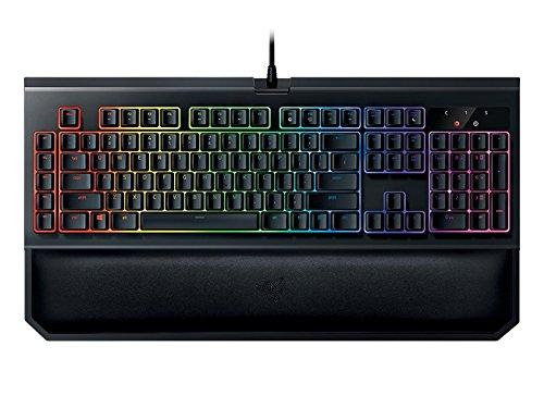 Razer BlackWidow Chroma V2 Esports Gaming Keyboard (Erg...